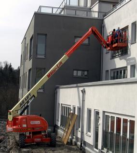 Hyra skylift linköping